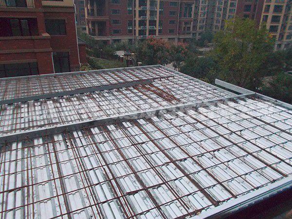 银丰财富广场5#楼屋面以上部位钢结构设备基础梁及雷竞技网站雷竞技竞猜